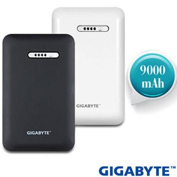 【GIGABYTE 技嘉】9000mAh 行動電源(RF-G90B)