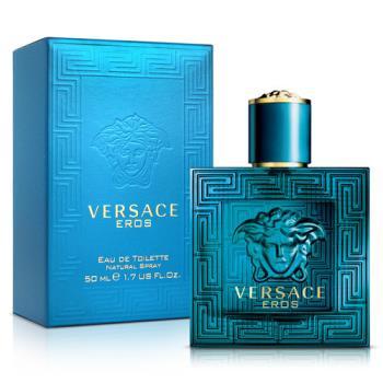 Versace 凡賽斯 艾諾斯‧愛神男性淡香水(50ml)-送品牌小香