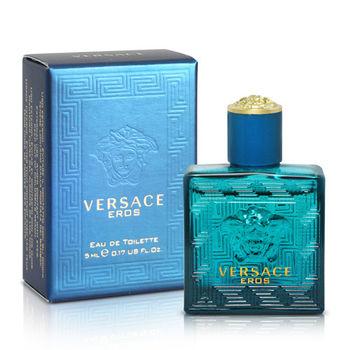 Versace 凡賽斯 艾諾斯‧愛神男性淡香水小香(5ml)