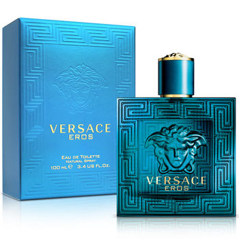 Versace 凡賽斯 艾諾斯‧愛神男性淡香水(100ml)
