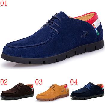 (預購)【CARTELO卡帝樂鱷魚】zxc7103300775男鞋男士休閒鞋真皮低幫軟底板鞋英倫皮鞋潮鞋子(JHS杰恆社)