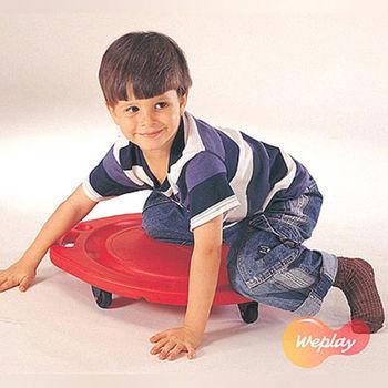 【Weplay】平衡運動系列-圓形滑車(小)