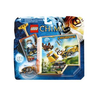【LEGO 樂高積木】Chima 神獸傳奇系列 - 皇家鳥巢 LT 70108
