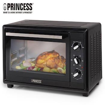 破盤下殺《PRINCESS荷蘭公主》35L旋風式雙玻烤箱112372