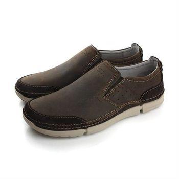 Clarks Trikeyon Step 休閒鞋 深咖 男款 no744