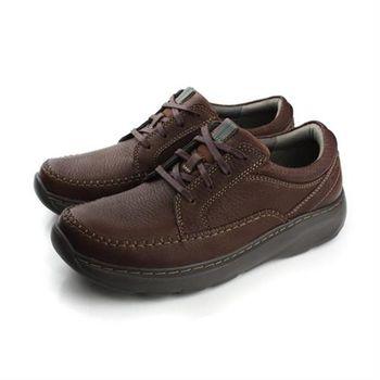 Clarks Charton Vibe 休閒鞋 咖啡 男款 no732