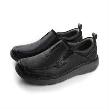 Clarks Charton Step 休閒鞋 黑 男款 no731