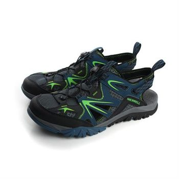 MERRELL CAPRA RAPID SIEVE 涼鞋 藍綠 男款 no638