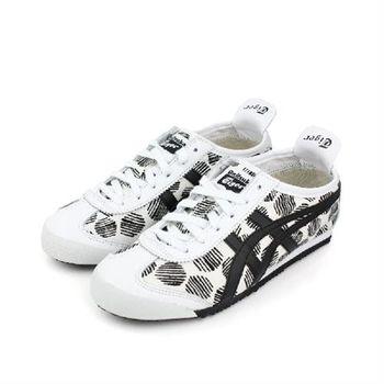 Onitsuka Tiger 運動鞋 白黑 女款 no229