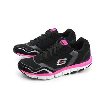 SKECHERS Air Cooled 運動鞋 黑 女款 no402