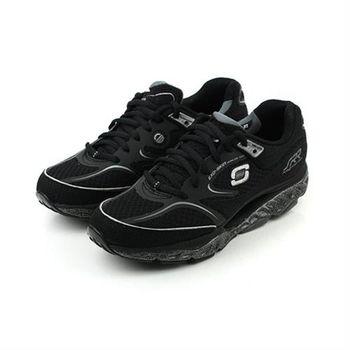 SKECHERS 運動鞋 黑 女款 no435