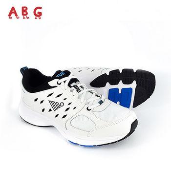 【JUMP】白騎士吸震休閒運動鞋 (363)