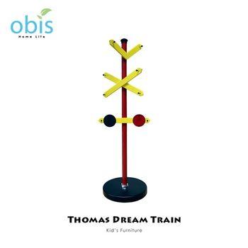 【obis】Kids Neverland 兒童衣帽架-湯瑪士小火車