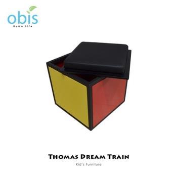 【obis】Kids Neverland 兒童床頭櫃-湯瑪士小火車