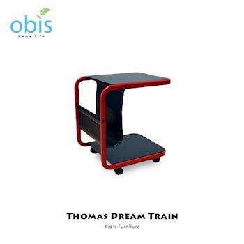 【obis】Kids Neverland 兒童床邊桌-湯瑪士小火車