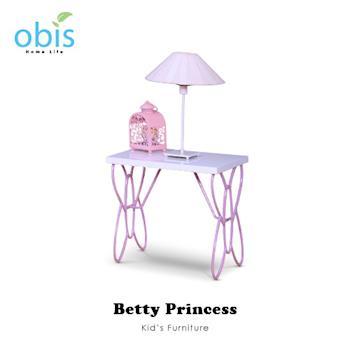 【obis】Kids Neverland 兒童床邊桌-貝蒂公主