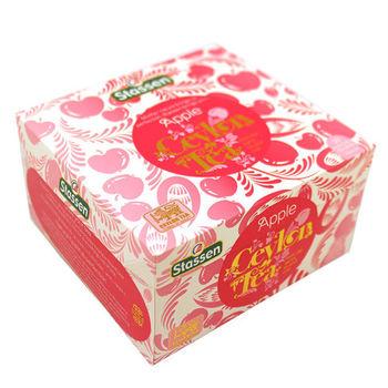 司迪生 蘋果錫蘭紅茶 (50入*4盒)