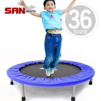 【SAN SPORTS 】跳跳樂 36吋彈跳床