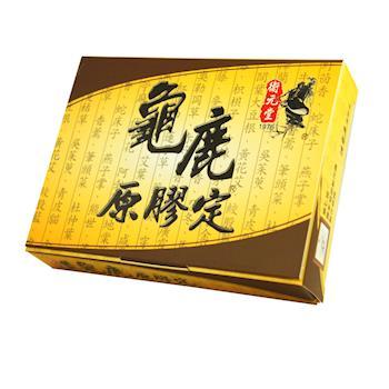 衛元堂龜鹿原膠定固本強(6+1盒)
