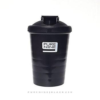 韓國Purenine升級款-河智苑代言智能轉鹼水瓶-黑色裸瓶720ml【無皮套】