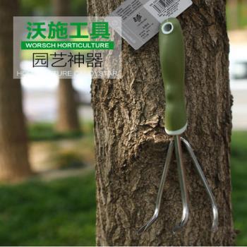 [協貿國際]三爪鋤耙類 園藝用品 不鏽鋼鏟松土工具