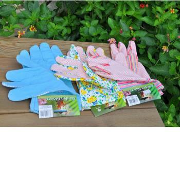[協貿國際]園藝工具*花園手套6111 手部保護 花園好幫手