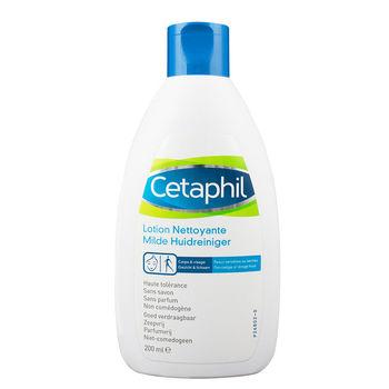 【Cetaphil舒特膚】溫和潔膚乳(200ml)