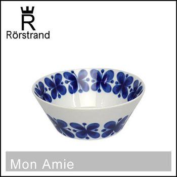 瑞典皇室御用 RORSTRAND (MON AMIE四葉蝴蝶幸運草系列) 沙拉碗 600ML