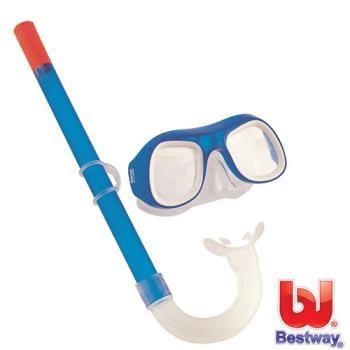 【BESTWAY】兒童潛水組合 (藍色)