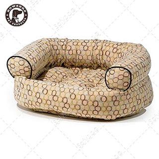 【BOWSERS】雙層極適寵物沙發床(套圈圈-白-S)