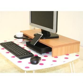 【好傢俱】多功能營幕桌上架-附抽屜+飲料架