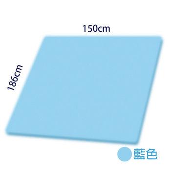 【約瑟芬】防水透氣全罩式看護墊/保潔墊/防水墊/防螨抗菌(B-150x186cm) 1入