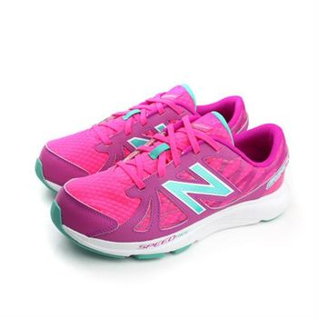 New Balance 690系列 跑鞋 粉 大童 no026