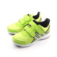 adidas hyperfast 2.0 cf k 跑鞋 綠 童 no240