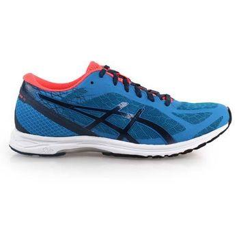 【ASICS】GEL-DS RACER 11 男路跑鞋- 慢跑 亞瑟士 湖水藍粉橘