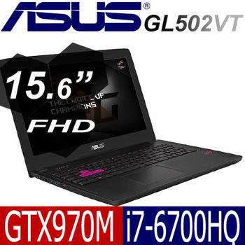 ASUS 華碩 GL502VT-0041B6700HQ 15.6吋 i7-6700HQ GTX970M 3G獨顯 高效能極速電競筆電 - 桃紅限定版