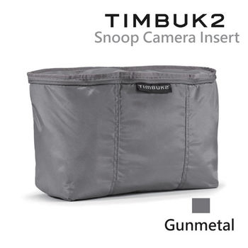 【美國Timbuk2 】Snoop Camera Insert 相機包內袋-Gunmetal(XS)