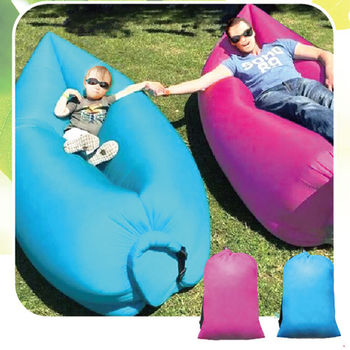 【AKWTAKE】攜帶式空氣沙發懶人床