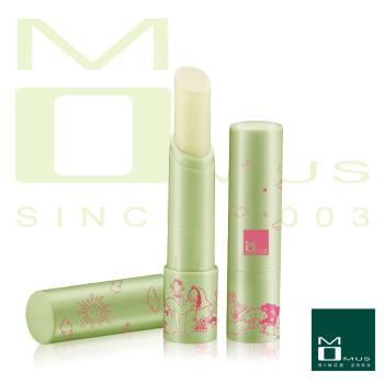 MOMUS 美白潤唇修護素+Plus 3.5 g -蘋果
