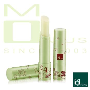 MOMUS 美白潤唇修護素+Plus 3.5 g -玫瑰