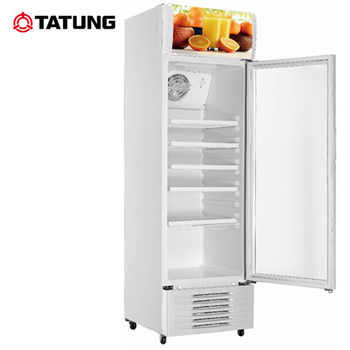 【TATUNG大同】400L大同冷藏櫃TR-400NR-W 送安裝