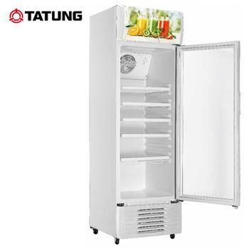 【TATUNG大同】330L大同冷藏櫃TR-330NR-W 送安裝