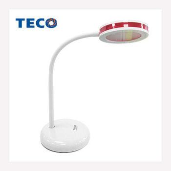 TECO 東元LED飛碟造型檯燈 XYFDL018