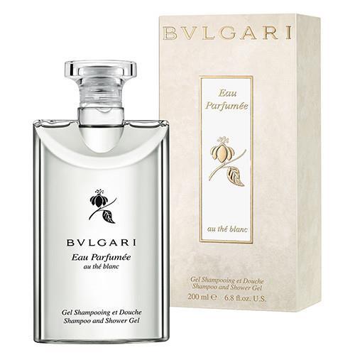 Bvlgari 寶格麗白茶中性洗髮沐浴膠 200ml