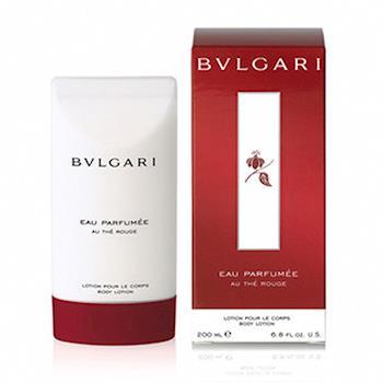 Bvlgari 寶格麗紅茶中性身體乳 200ml