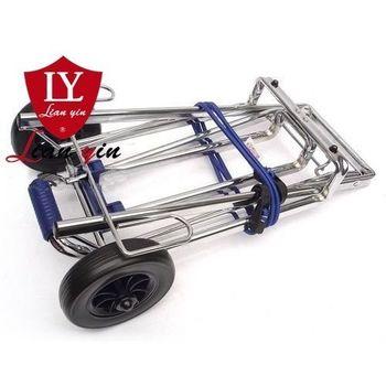 【LY】767行李托運架/登機箱手推車/折疊式購物車/行李車/小型購物載重車