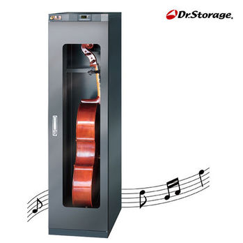【Dr.Storage 高強】大提琴專用樂器防潮箱C20-396M