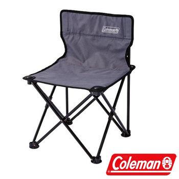Coleman 吸震摺椅灰/CM-26853 折疊椅|休閒|露營|戶外