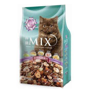 【MIX】什錦貓食-無穀頂級鮮蝦口味 飼料 350G x 1包