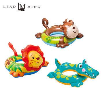 【INTEX】動物造型泳圈